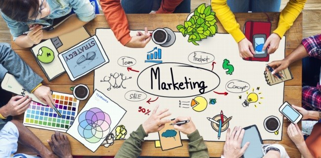 Marketing Strategy & Services